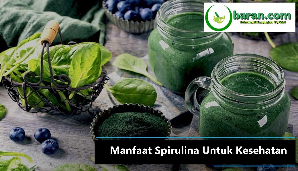 12 Manfaat Spirulina Untuk Kesehatan